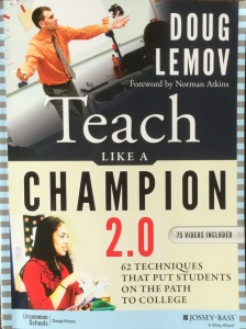 Teach Like a Champion book cover